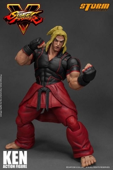 Storm Collectibles Street Fighter KEN